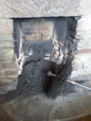 Chimney following fire